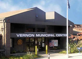 Vernon Township municipal building